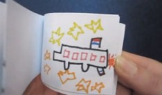 Klei-animatie en flipboekjes